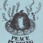 Peace pudding image